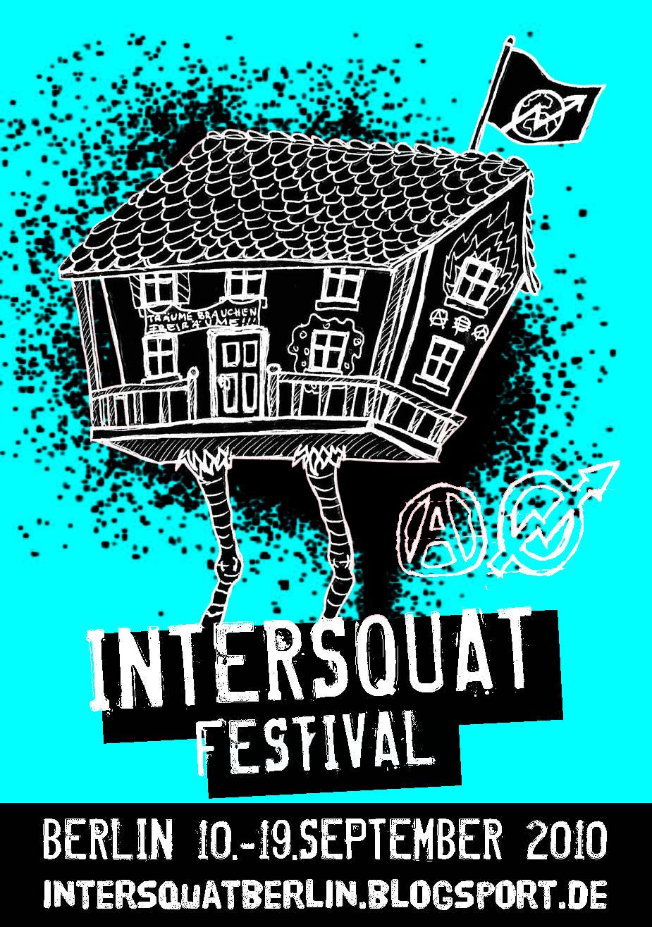 INTERSQUAT - Festival Berlin